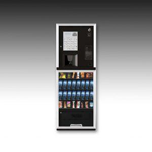 Køb Aria S + LEI300 | 3-i-1 slik-, snack og kaffeautomat | Kaffemøllen A/S