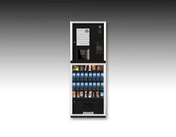 Køb Aria S + LEI300   3-i-1 slik-, snack og kaffeautomat   Kaffemøllen A/S