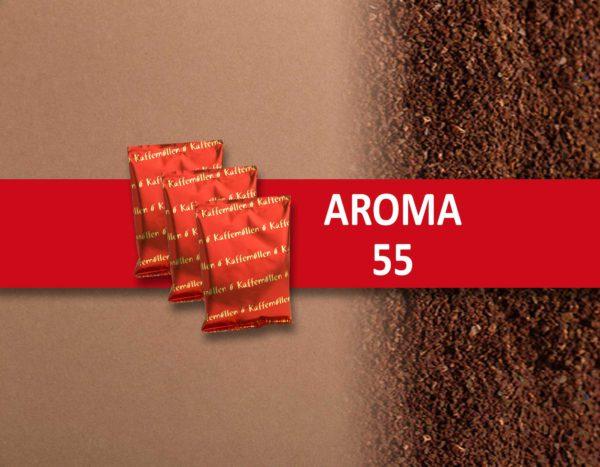 Aroma 55 gr malet kaffe