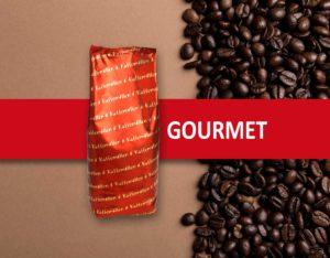 Kaffemøllens Gourmet Hele bønner 1000 gr.