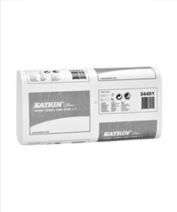 Håndklædeark 3-lag Katrin 21 x 90 ark