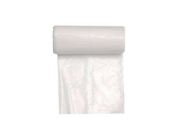 Hvid affaldspose