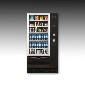 Køb Vista L Master | 3-i-1 slik- og snackautomat | Kaffemøllen A/S