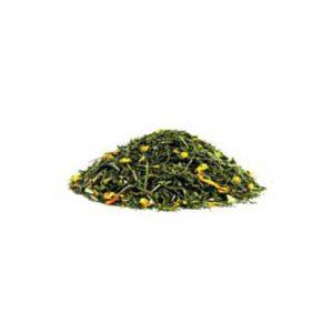 Sencha Grøn te med citron
