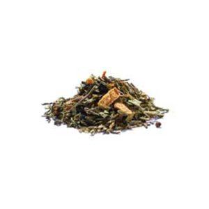 Sencha Grøn Te med ferskensmag