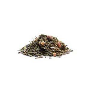 Sencha Grøn te med rabarber