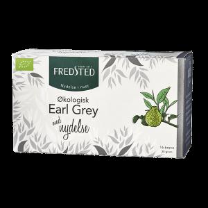 fredsted Earl Grey Økologisk te