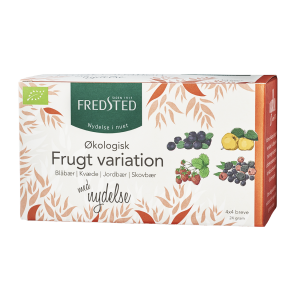 fredsted Frugt variation Økologisk te