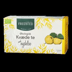 fredsted kvæde økologisk te