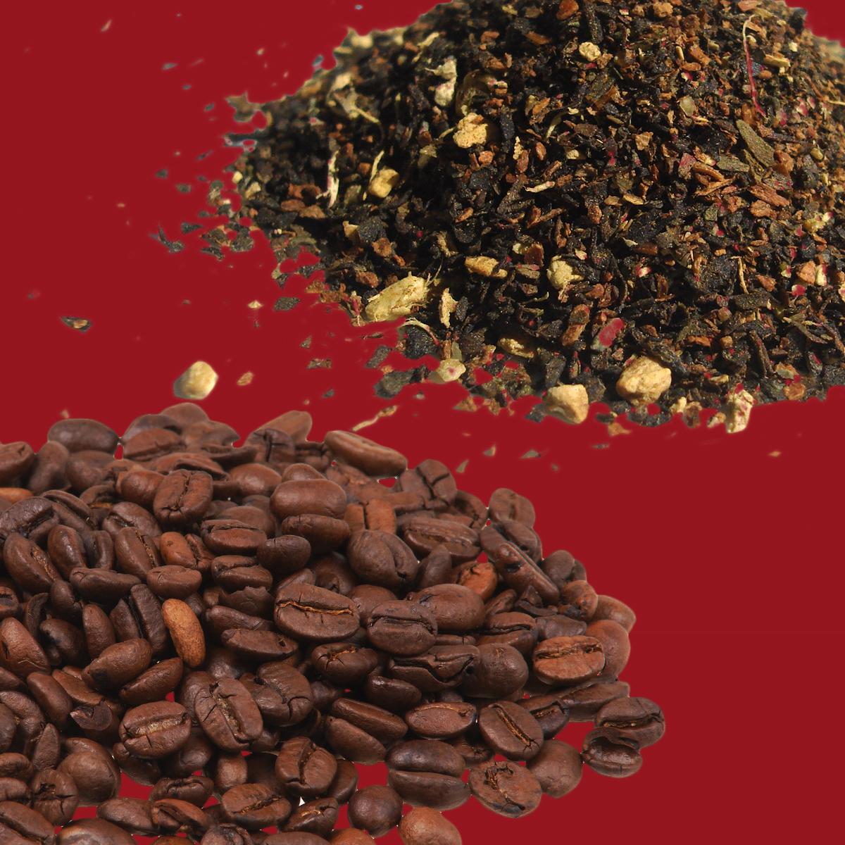 Få øjnene op for den bedste kaffe og te til private og erhverv - Kaffemøllen