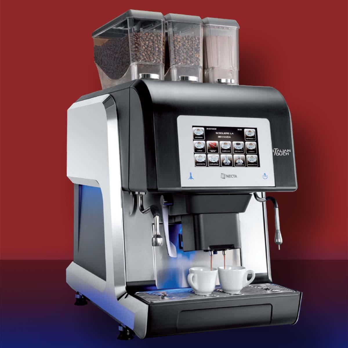 Kaffeautomater til kontorer og forretninger - Kaffemøllen