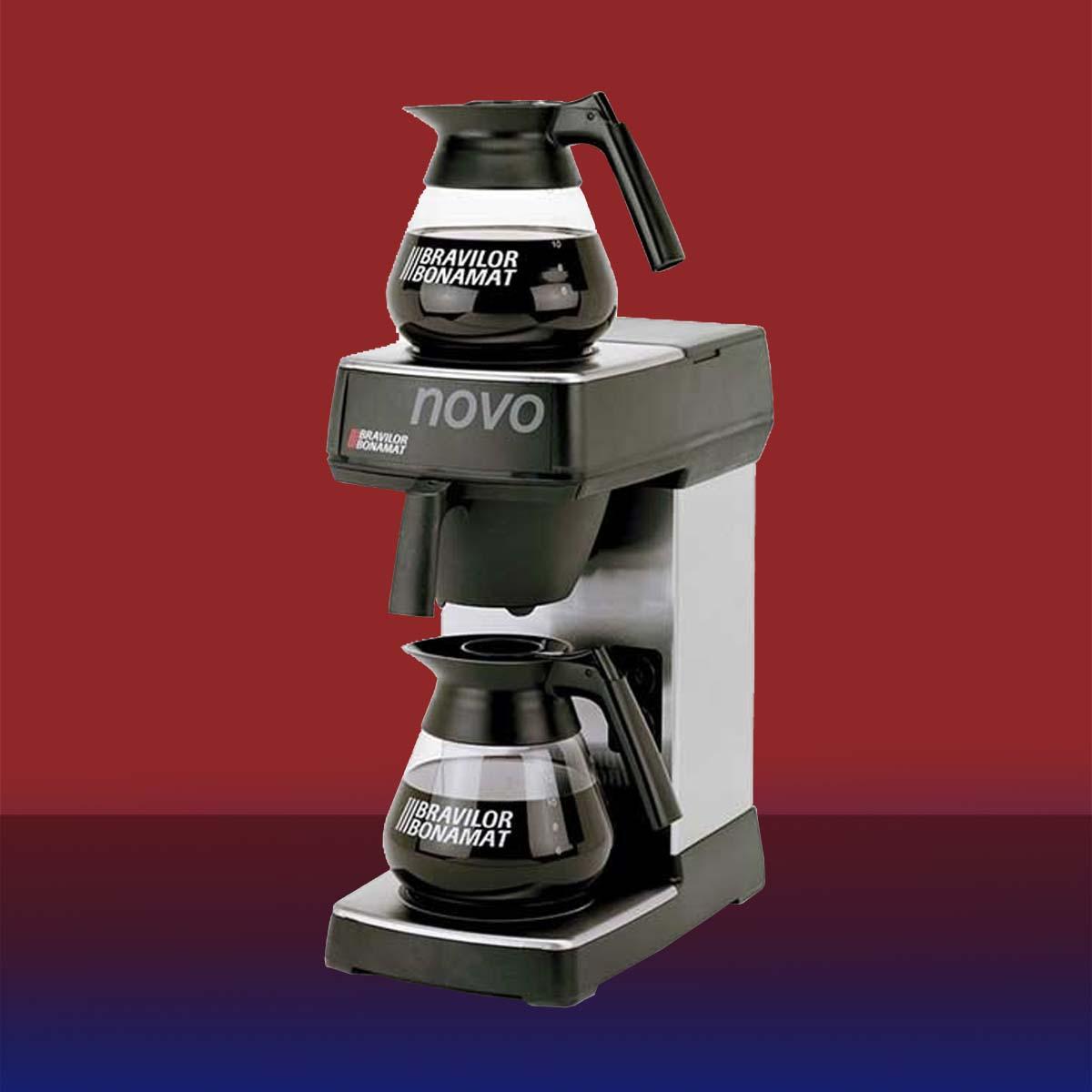 Kaffemaskiner til private og erhverv - Kaffemøllen