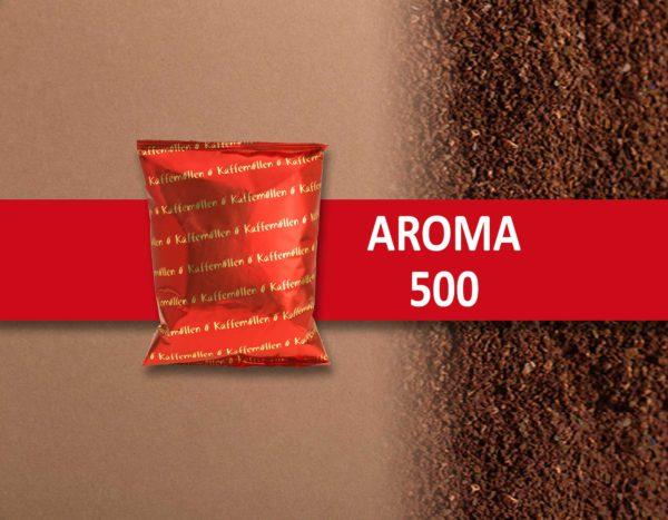 Aroma 500 gr malet kaffe