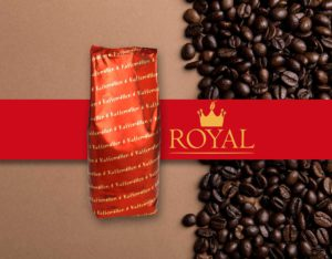 Kaffemøllens Royal Hele Bønner 1000 gr.