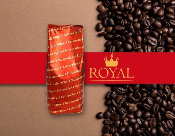 Royal Hele bønner 1 kg