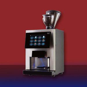 Kaffemøllen leverer kaffeautomater til erhverv
