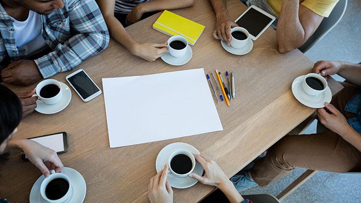 Kundemøder: Kaffe er afgørende for gode kunderelationer [2020] | Kaffemøllen A/S